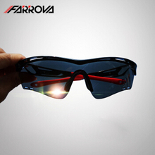 FARROVA Riding glasses color changing running hiking riding equipment Professional competition sports sunglasses