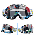 Anteojos de la motocicleta de Motocross Fuera de la Carretera casco de Moto A Gafas De Esquí gafas de sol gafas de patinaje