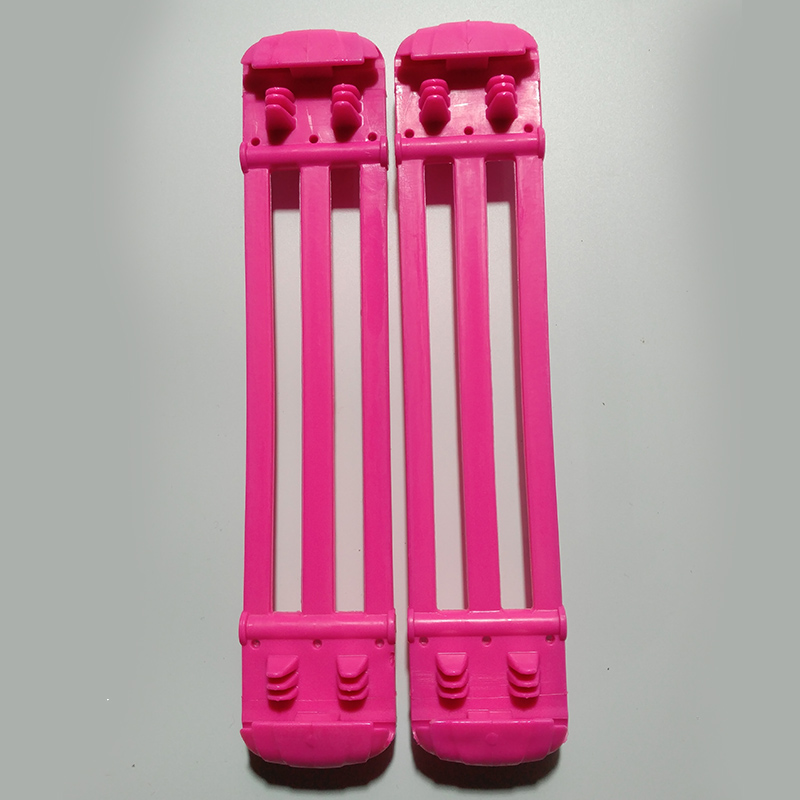 Pink T-Springs for Jumping Shoes Bounce Shoes Accessories EU36-38(size L)