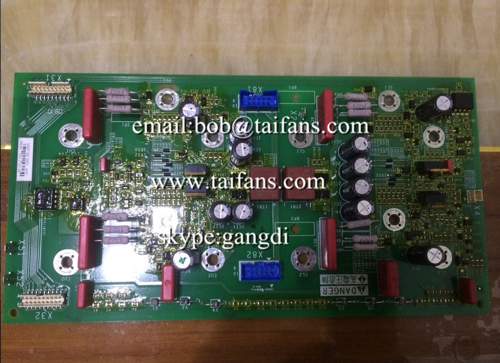 Original Vx5a1202 Drive Trigger Board For 200/250/315kw Atv61 Atv71 Air Conditioner Parts Home Appliances
