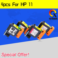 For HP 11 C4810A C4811A C4812A C4813A Printhead Print Head 1000 1100 1200 2200 2280 2300