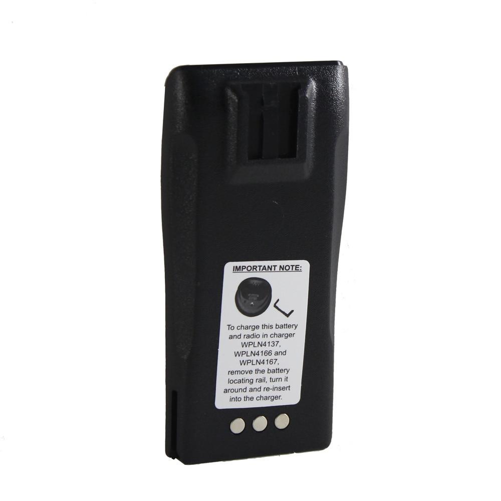 2PCs NNTN4970 SLIM Premium Rechargable Li-ion battery For MOTOTRBO DEP450  CP150 PR400 CP140 CP040 CP200 CP380 EP450 CP180 GP3688 7e4d44f2f7dd4
