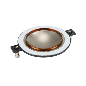 Image 4 - GHXAMP Altavoces de Bobina de voz agudos de 74,5mm, anillo de Tweeter de película de titanio, altavoz con diafragma de voz, accesorios DIY, 1 par