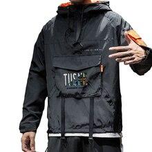 Мужская куртка с принтом Спортивные куртки ветровка куртка ветровка