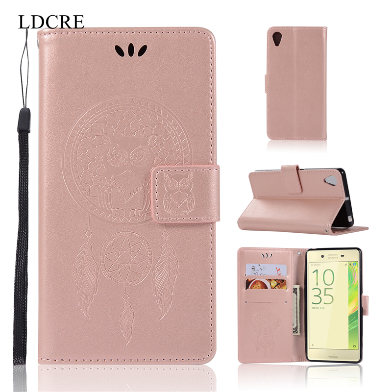 For Cover SONY Xperia X Performance Case Flip Leather Case for Sony X Performance Wallet Cover For SONY X Performance Phone Case