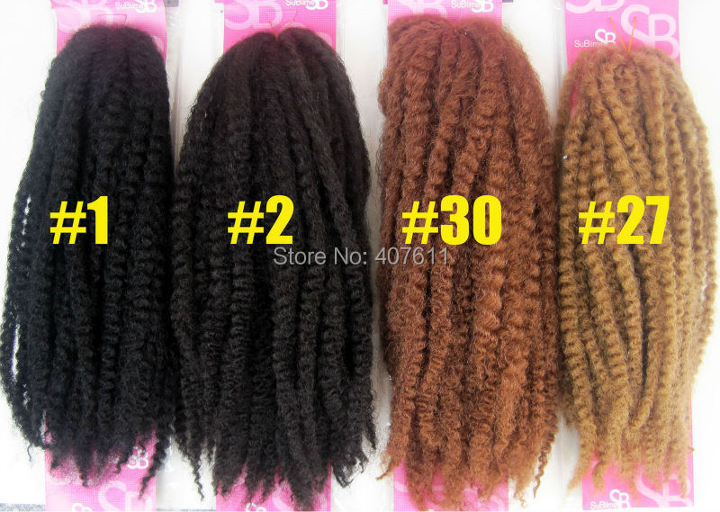 Syntetic Hair Extension 36inches Afro Twist Braids 100 Kanekalon Curly Marley Braid 3packs Lot On Aliexpress Alibaba Group