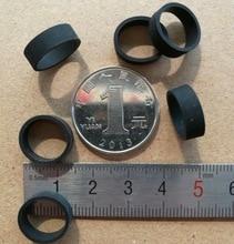 6pcs/lot 12x14x4.7mm  Buffer rubber ring damping rubber pad waterproof ring стоимость