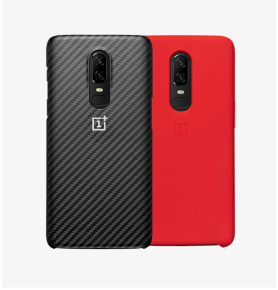 reputable site c67f0 1a3be US $10.99 |100% Original Oneplus 6 Case Sandstone Ebony Wood Karbon Nylon  Bumper For Oneplus 6 Six One plus 6 OP6 Oneplus6 Case-in Half-wrapped Case  ...