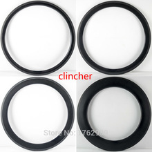 Rim Wheels-Rims Bicycle Clincher Road-Bike 700C 60-88mm Full-Carbon 50 UD 3K 38 12K 23-25mm-Width