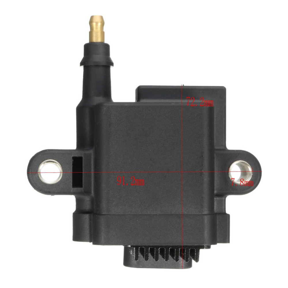 5 Pin Connector Ignition Coil Replacement Coil Black Engines Coil For Mercury Optimax 300-8M0077471 300-879984T01