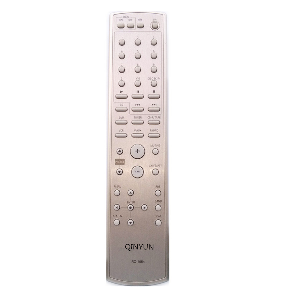 RC-1054 Remote Control For DRA-700AE AV Receiver FOR DENON минисистема denon dra n4 black