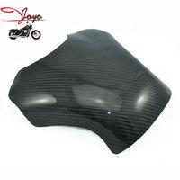 Marka Yeni Motosiklet Karbon Fiber 3D Tank Pad Koruyucu Için YZF R1/YZF-R1 2009-2013 2010 2011 2012