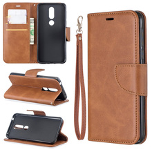 2019 Leather Case Wallet Cover on For Nokia 7.1 6.1 6 5.1 5 3.1 3 2.1 Vintage Flip Book Cases For Nokia 4.2 3.2 2.2 1 Plus Case цена и фото