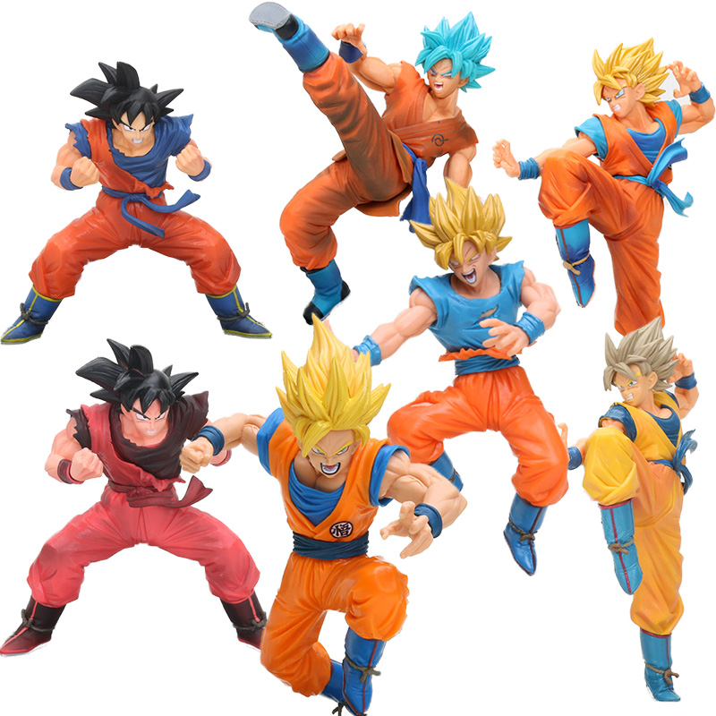 Toys & Hobbies Honest Dragonball Z Dbz Fes Fighting Gogeta Son Goku Super Saiyan 4 Pvc Figure Toys Figurals Brinquedos Collection Dbz Model Gift