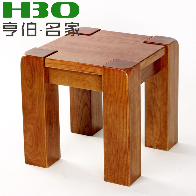 Humber wood furniture Stool solid wood side table a few side a few ...