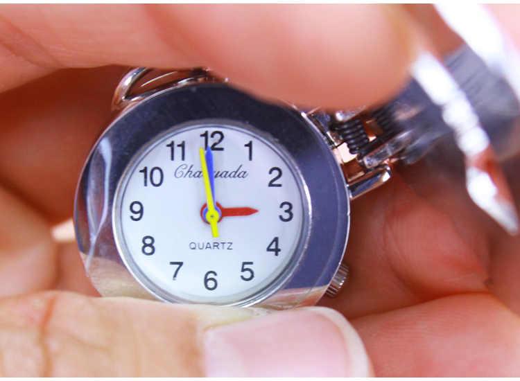 Nova olá kitty desenhos animados desgin Mulheres homem saco da corrente chave para o presente dos miúdos Casuais relógio de Bolso colar chaveiros Relojes kol saati