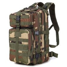 35L Men Women Outdoor Military Army Tactical Backpack Trekking Sport Travel Rucksacks Camping Hiking Fishing Bags