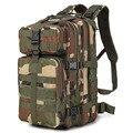 35L hombres al aire libre de las mujeres al aire libre militar táctica mochila senderismo deporte viajes mochilas Camping senderismo pesca de bolsas