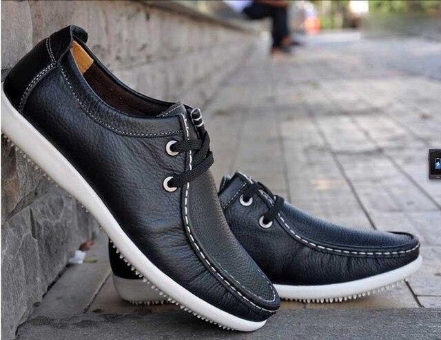 a669ddf897cc New 2015 men casual shoes men sneakers shoes male fashion blazer shoes men  loafers soft leather