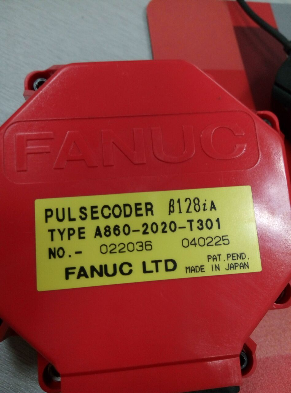 EMS free shipping -A860-2020-T301 for fanuc dhl ems 1pcs for fanuc a06b 0061 b103