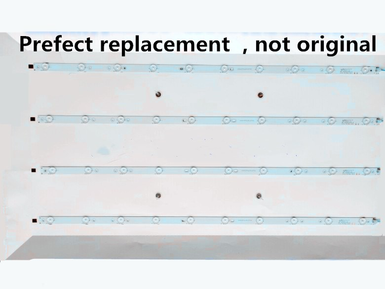 Prefect Replacement XK007B-Z40-4X10 LSC400HJ01-W01 For LEDTV-4006D