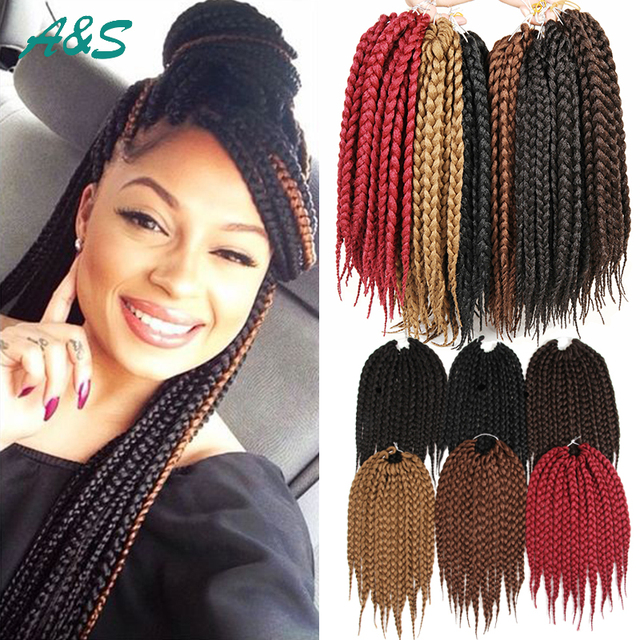 Related Images For Picture Of Box Braids Natural Hair Styles