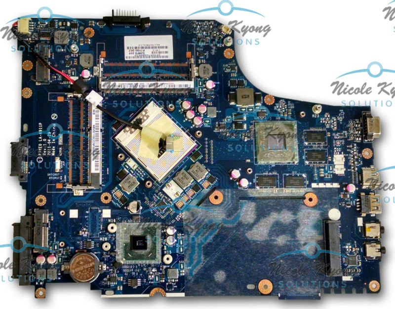 P7YE0 LA-6911P MB.RK002.002 MB.RCZ02.002 MB.RCY02.002 HM65 MotherBoard SYSTEM BOARD for Acer Aspire 7750 7750G 7750Z