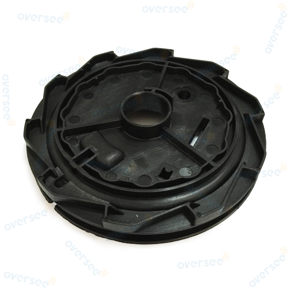 Oversee STARTER DRUM SHEAVE WHEEL fit Parsun Yamaha Outboard 9.9HP 15HP F20 F6 8 15 T 63V-15714-00 0