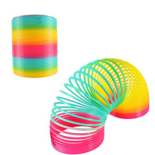 Новые Большие радужные круглые детские игрушки 8,7*9 радужные круглые детские весенние игрушки