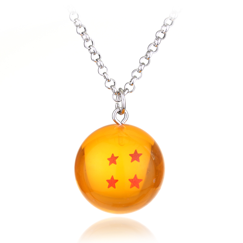 Dragon Ball Z ドラゴンボール DBZ Japanese Anime Manga Cosplay Goku necklace pendant