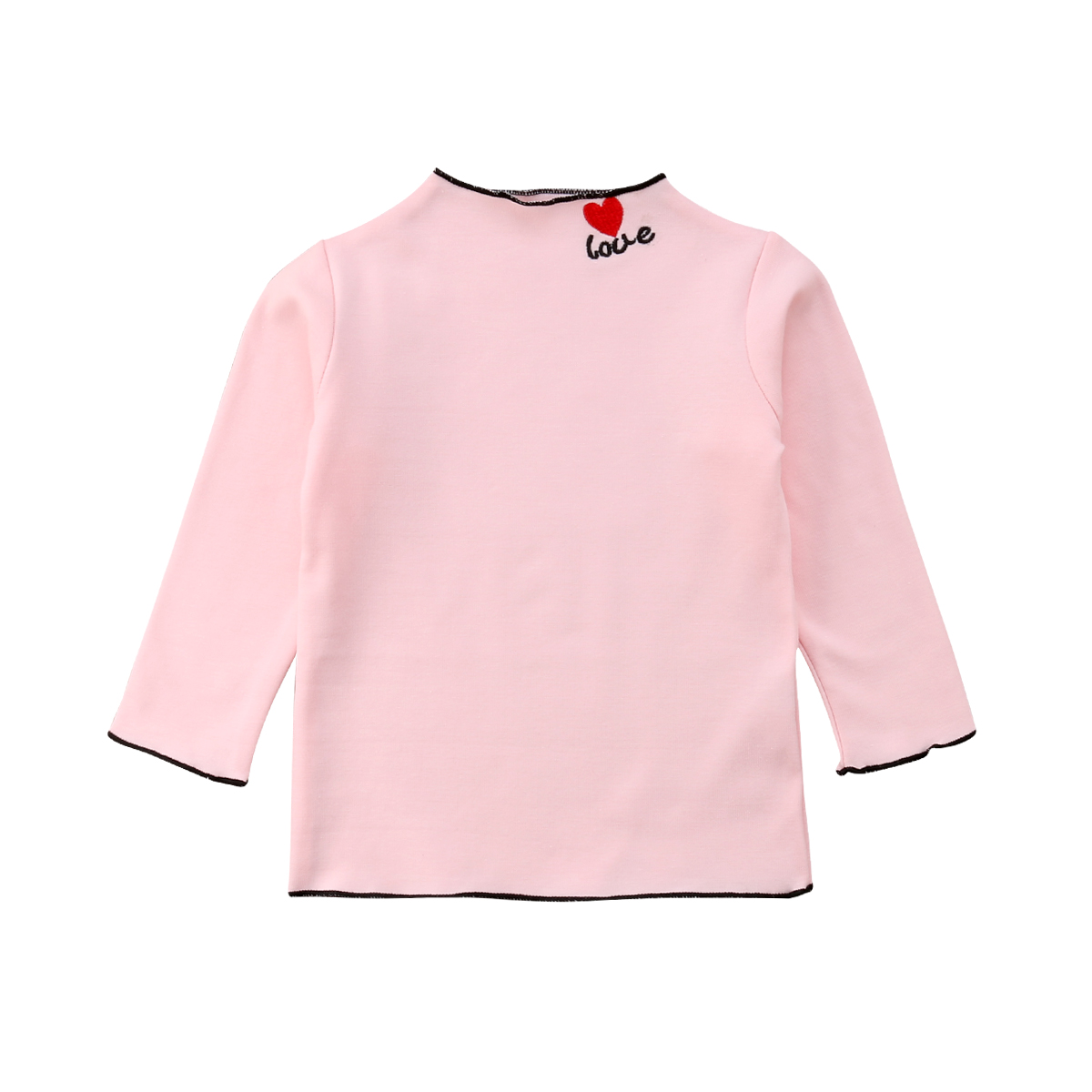 Autumn New Cotton Toddler Baby Girl Boy T-shirt Long Sleeve Kids Clothes Age 1 2 3 4 5 T
