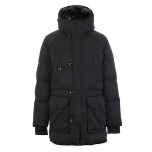 Image 4 - MLMR  mens Hooded mid  long winter coat Thicken warm parka