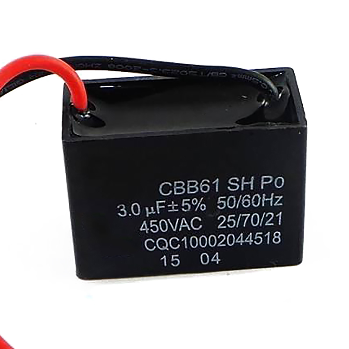 Beste Cbb61 Lüfter Kondensator 3 Draht Fotos - Schaltplan Serie ...