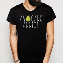 Unisex Avocado Addict t-shirt