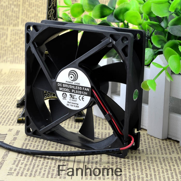 Brand new original 2806KL-04W-B56 7cm 7015 70x70x15mm 70mm fan 12V 0.28A 4 lines pwm computer chassis CPU cooling fan