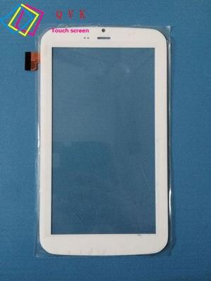 Белого цвета 7 дюймов планшетный ПК емкостный сенсорный экран Внешний экран VTC5070A54-3.0 отметить размер и цвет