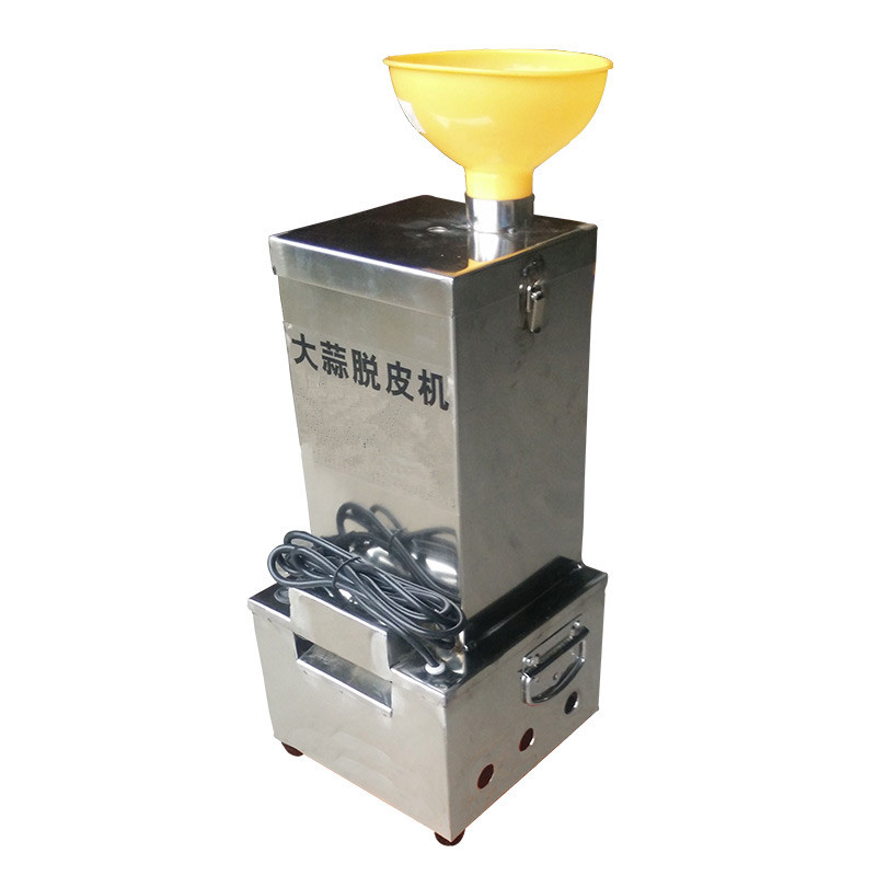 Electric garlic peeling machine/Commercial garlic peeling machine/Garlic peeler machine/Garlic skin separator TJ-02
