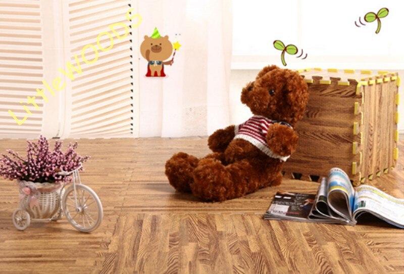 Premium Soft Wood Tiles - Foam Tiles Wood Grain : Katinabags.com