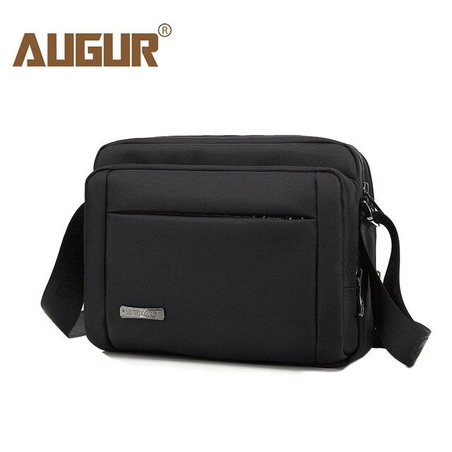 AUGUR Men s Briefcase Bags For Men Waterproof Male Shoulder Bag Business  Documents Case Men s Messenger Bag f3ac0d9874e90