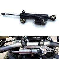 For SUZUKI GSX S750 GSX S GSX 650F 750 1000 1250 1400 SV 650 Motorcycle Accessories Damper Stabilizer Damper Steering