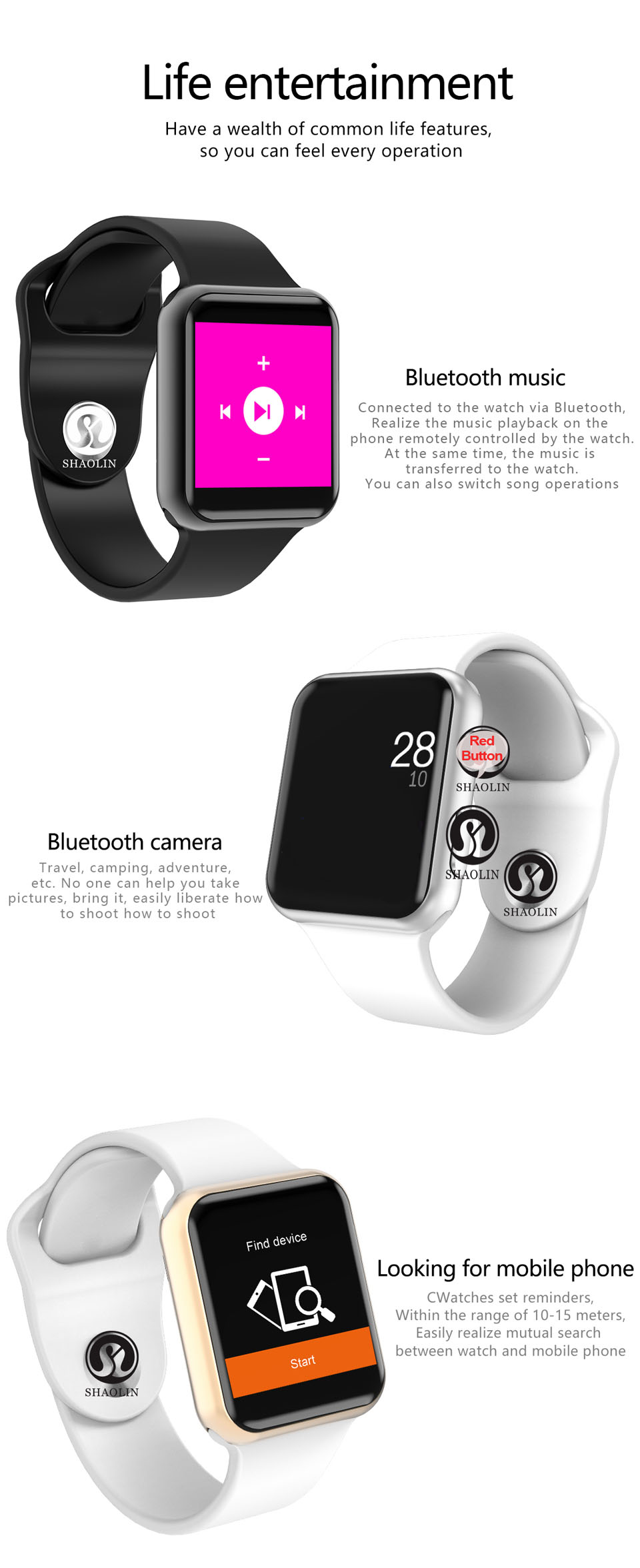 Apple Smart Watch -38