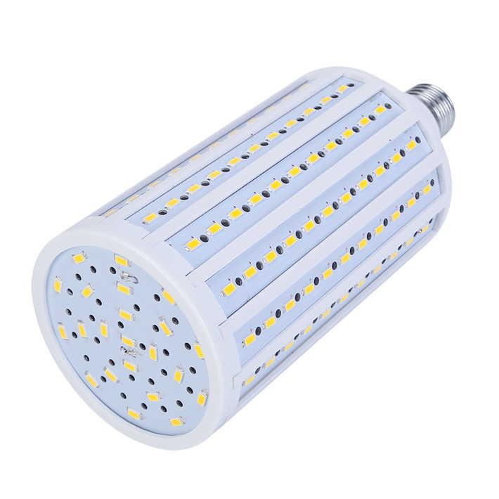 Lampada 80 60 50 w w w CONDUZIU a Lâmpada 5730 5630 SMD E27 E40 E26 B22 AC110V-220V Milho Lâmpada Pingente iluminação Do Candelabro Do Teto Luz