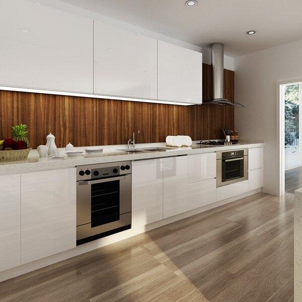 Australien Projekt Haushalt Individuelle Lack RTA Küchenschrank in ...