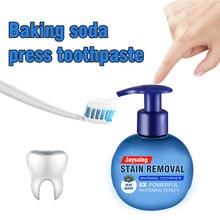 Удаление пятен отбеливание зубов Зубная паста удаление пятен отбеливание зубная паста борьба с кровотечением GumsToothpaste# YJ2