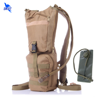 With 3L Hydration Water Bag Outdoor 3P Military Tactical Backpack Sports Bag Oxford Camping Cycling Running Rucksack Camelback