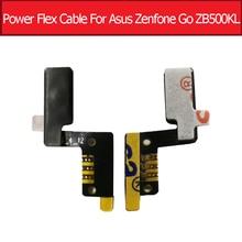 100% Genuine Volume & power Flex Cable For Asus Zenfone Go Z