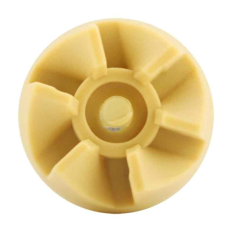 Base de borracha Engrenagem Acessório de Substituição de Peça para Espremedor de Frutas Liquidificador Misturador De Borracha De Plástico Durável