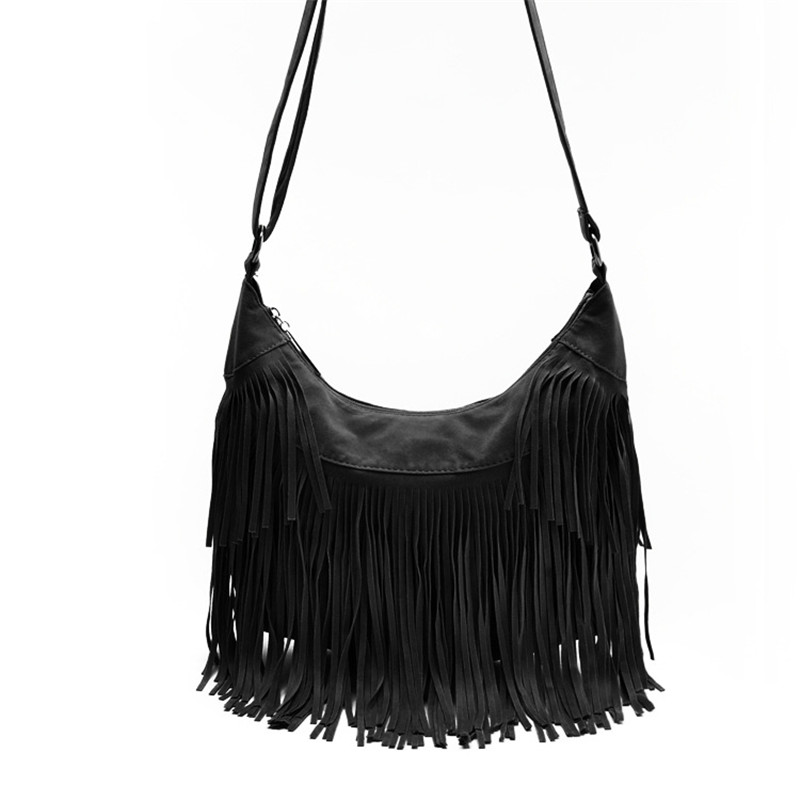 Popular Suede Fringe Hobo Bag-Buy Cheap Suede Fringe Hobo Bag lots ...