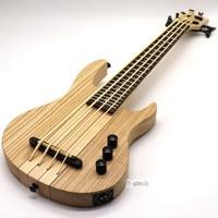 good quality all solid wood Electric Ukulele Bass