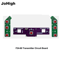 JoHigh Industrial Crane Remote Controller F24 60 Transmitter Motherboard circuit board